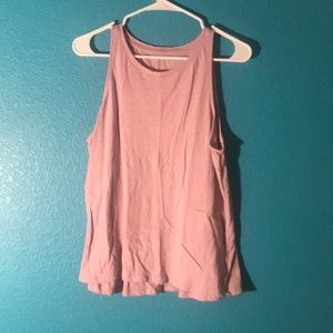 Lilac Tank Top from Old Navy